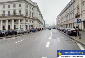Ulica Wierzbowa (niegdyś Wierzbowska) w Warszawie przy której biskup miał swoją rezydencję.