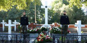 Rocznica obchodów wybuchu II ojny światowej w Górze Kalwarii.