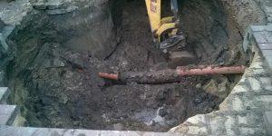 Awaria wodociągów na Kilińskiego
