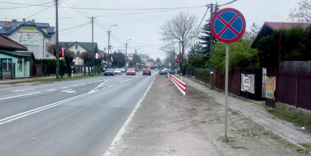 Ulica Pijarska w Górze Kalwarii