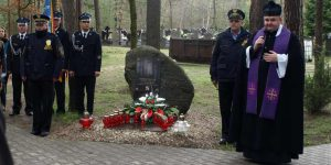 Ochody rocznicy katastrowy smoleńskiej w Górze Kalwarii