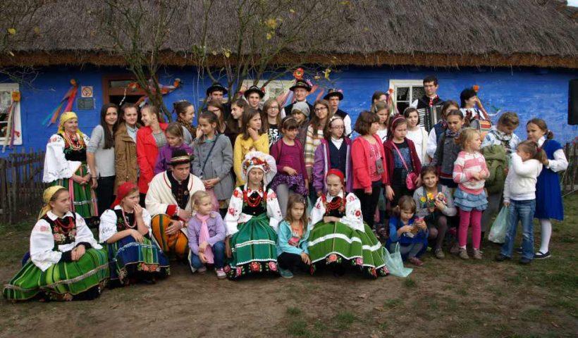 Urodziny zespołu Kalwarki w Maurzycach