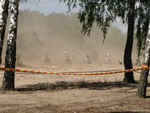 Zawody Moto Crossowe w Górze Kalwarii
